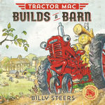 Tractor Mac Builds a Barn book
