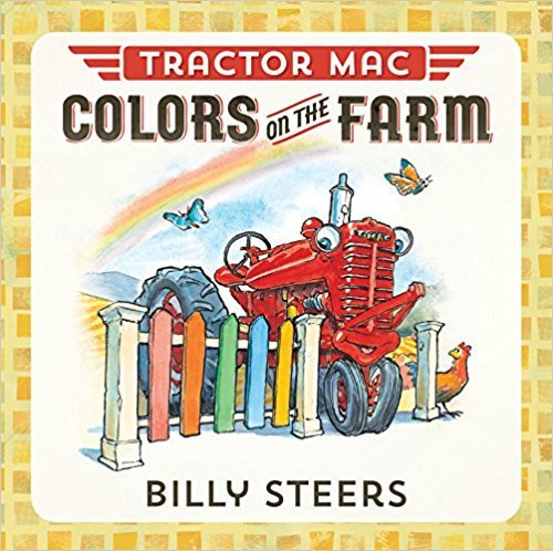 Tractor Mac Colors on the Farm book