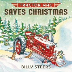Tractor Mac Countdown to Christmas book