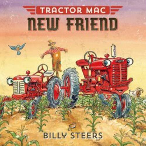 Tractor Mac New Friend book