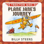 Tractor Mac Plane Jane's Journey book
