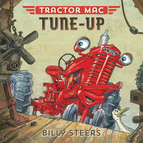Tractor Mac Tune-Up book