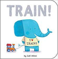 Train! book