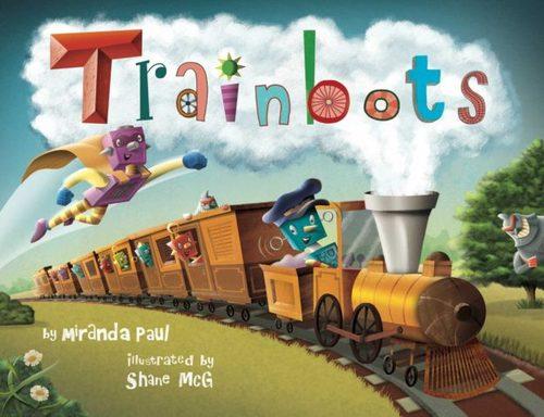 Trainbots book