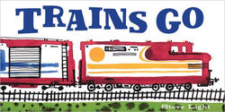 Trains Go book