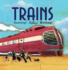 Trains book