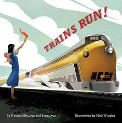 Trains Run! book