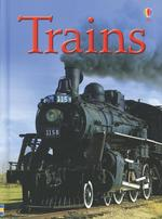 Trains book