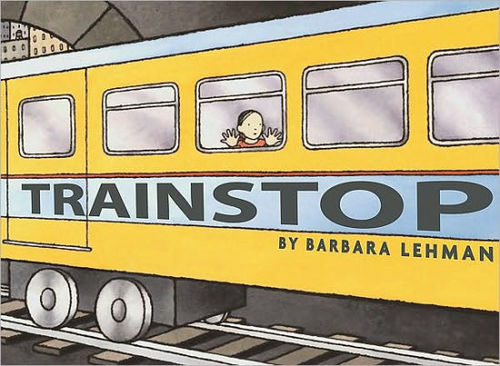 Trainstop book
