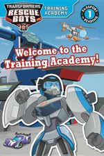 Transformers Rescue Bots: Fall 2017 Reader book