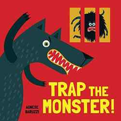 Trap the Monster book