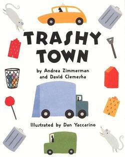 Trashy Town book