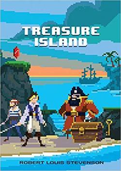 Treasure Island (Puffin Pixels) book
