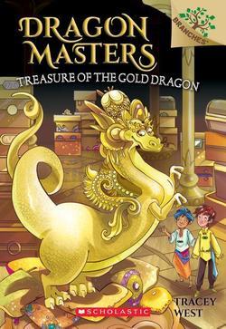 Treasure of the Gold Dragon book