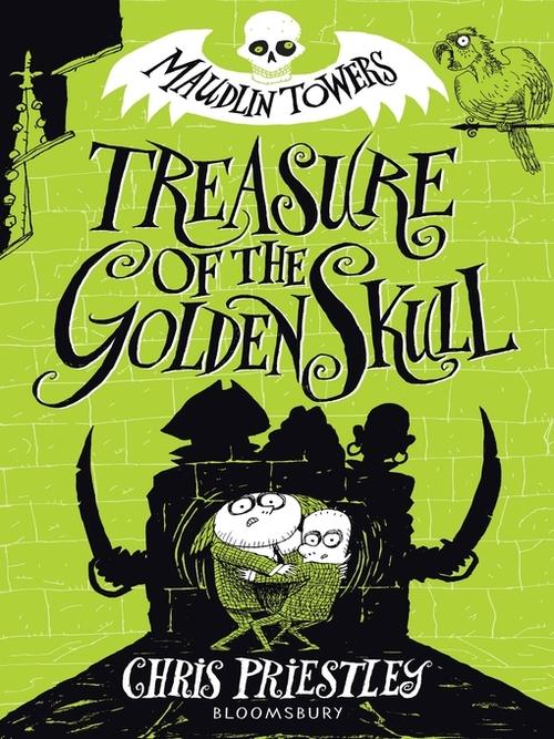 Treasure of the Golden Skull book