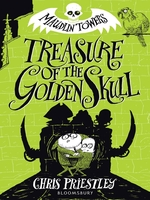 Treasure of the Golden Skull book