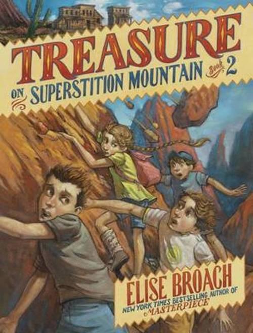 Treasure on Superstition Mountain book