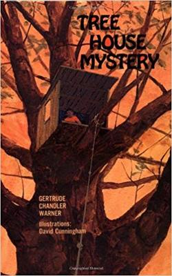 Tree House Mystery (The Boxcar Children Mysteries #14) Book