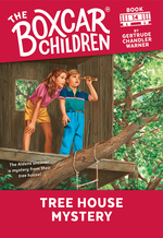 Tree House Mystery book