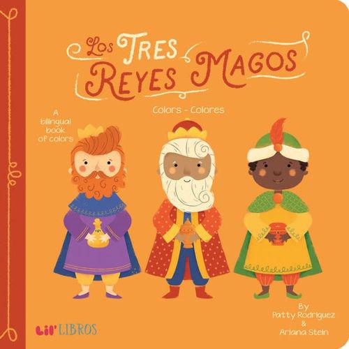 Tres Reyes Magos book