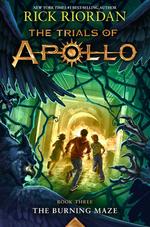 Trials of Apollo: The Burning Maze book