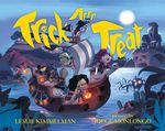 Trick ARRR Treat: A Pirate Halloween book