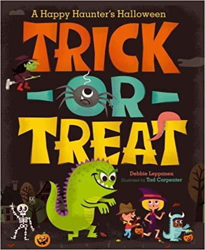 Trick-or-Treat book