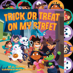 Trick Or Treat on My Street book