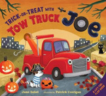 Trick-or-Treat with Tow Truck Joe book