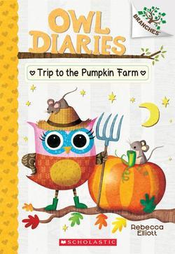 Trip to the Pumpkin Farm book