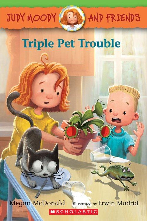 Triple Pet Problem book