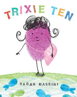Trixie Ten book