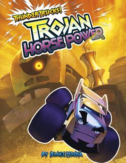 Trojan Horse Power book
