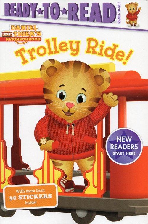 Trolley Ride! book