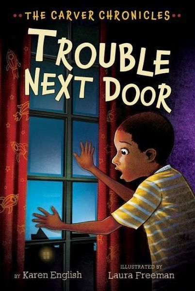 Trouble Next Door book