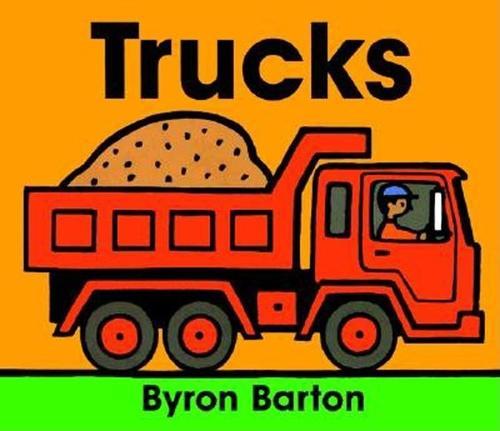 Trucks Board Book book