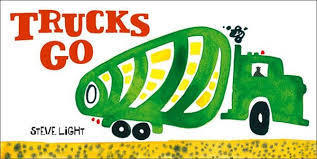 Trucks Go book