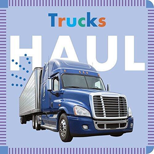 Trucks Haul book