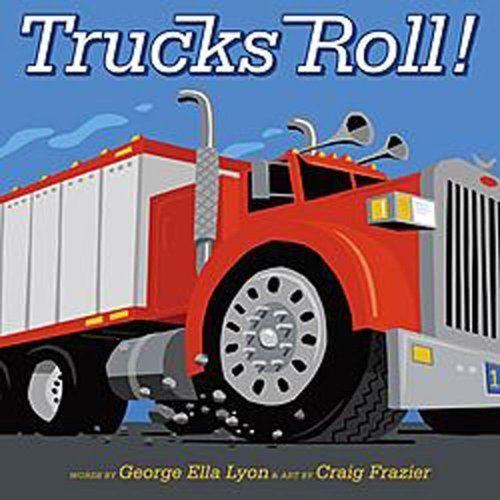 Trucks Roll! book