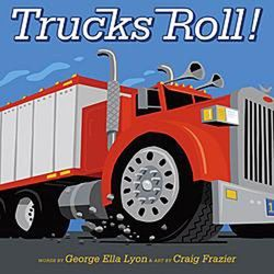 Trucks Roll! book