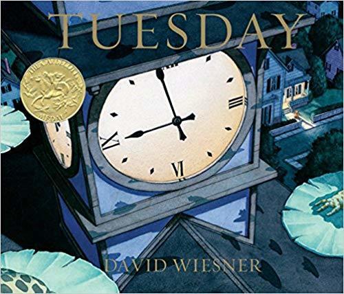 Tuesday book