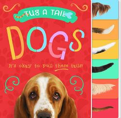 Tug a Tail Dog book