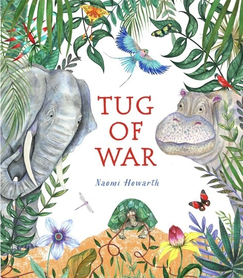 Tug of War book