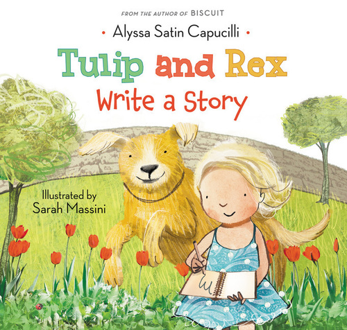 Tulip and Rex Write a Story book