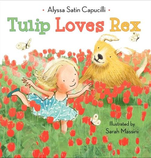 Tulip Loves Rex book