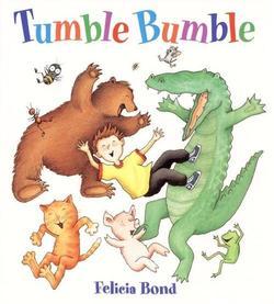Tumble Bumble book