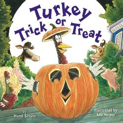 Turkey Trick or Treat book