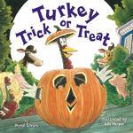 Turkey Trick or Treat book
