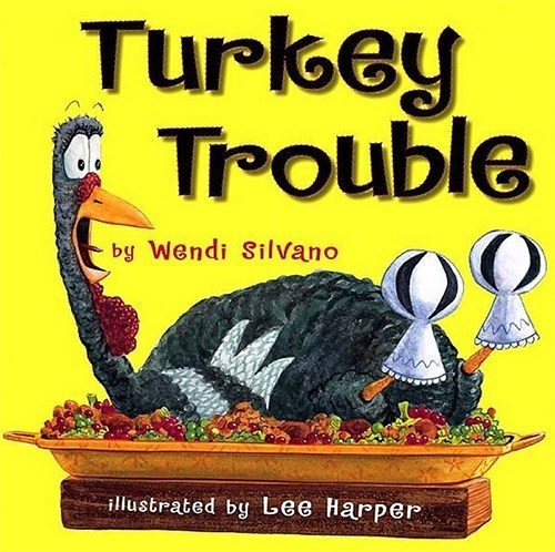 Turkey Trouble book