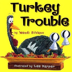 Turkey Trouble book
